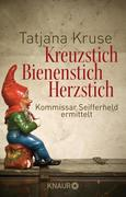 eBook: Kreuzstich Bienenstich Herzstich
