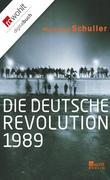 eBook: Die deutsche Revolution 1989