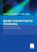 eBook: Marktorientierte Führung im wirtschaftlichen und gesellschaftlichen Wandel