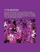 1778 deaths