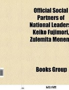 Official social partners of national leaders