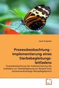 Grajewski, Sarah: Prozessbeobachtung - Implemen...