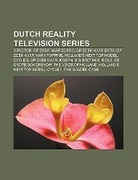 Dutch reality television series