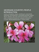 Georgian (country) people Introduction