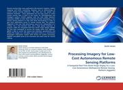 Jensen, Austin: Processing Imagery for Low-Cost...