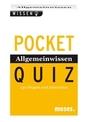 Blau,  Frederique;Baritaud,  Francoise: Allgemeinwissen von A - Z. Pocket Quiz