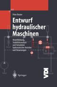 Beater, Peter: Entwurf hydraulischer Maschinen