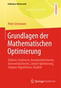 Gritzmann, Peter: Grundlagen der Mathematischen...