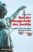 Haft, Fritjof: Aus der Waagschale der Justitia