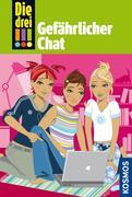 eBook: Die drei !!! Gefährlicher Chat
