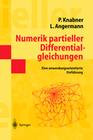 Angermann,  Lutz;Knabner,  Peter: Numerik partieller Differentialgleichungen