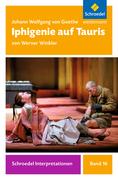 Winkler Werner;Goethe Johann Wolfgang Von Iphigenie auf Tauris
