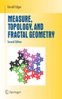 Edgar,  Gerald: Measure, Topology, and Fractal Geometry