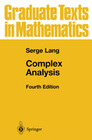 Lang,  Serge: Complex Analysis