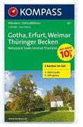 Gotha - Erfurt - Weimar - Thüringer Becken - Sa...