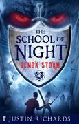 eBook:  School of Night: Demon Storm
