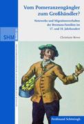 Reves, Christiane: Vom Pomeranzengängler zum Gr...