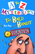 eBook: A-Z Mysteries - The Bald Bandit