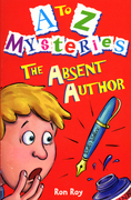 eBook: A-Z Mysteries - The Absent Author