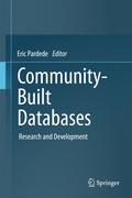 Community-Built Databases