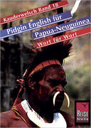 Pidgin-English für Papua-Neuguinea Wort für Wor...