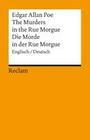 Poe,  Edgar Allan: Die Morde in der Rue Morgue