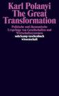 Polanyi,  Karl: The Great Transformation