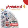 ¡Apúntate! - Ausgabe 2008 - Band 4 - Audio-CD