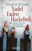 eBook: Nadel, Faden, Hackebeil