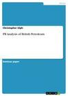 Ulph, Christopher: PR Analysis of British Petroleum