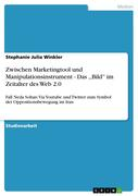 Winkler, Stephanie Julia: Zwischen Marketingtoo...
