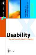 Usability. Nutzerfreundliches Webdesign