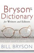 eBook:  Bryson's Dictionary: for Writers and Editors