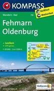 Fehmarn - Oldenburg 1 : 50 000