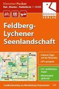 Klemmer, Klaus;Kuhlmann, Christian;Wachter, Thomas: Feldberg - Lychener Seenlandschaft 1 : 50 000 Rad-, Wander- und Paddelkarte