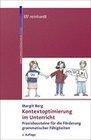 Berg,  Margit: Kontextoptimierung im Unterricht