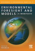 9780080531069 - Environmental Foresight and Models - Livre