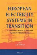 9780080531274 - A. Midttun: European Electricity Systems in Transition - كتاب