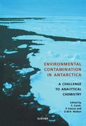9780080531076 - Environmental Contamination in Antarctica - Книга