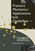 9780080531991 - M. Fuentes;M. Elices;J.-M. Martinez-Esnaola;A. Martin-Meizoso: Fracture Mechanics: Applications and Challenges - كتاب