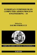 9780080531304 - European Symposium on Computer Aided Process Engineering - 10 - كتاب
