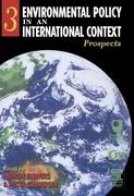 9780080531151 - Pieter Glasbergen;Andrew Blowers: Environmental Policy in an International Context - كتاب