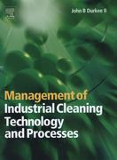 9780080464855 - John Durkee: Management of Industrial Cleaning Technology and Processes - 書