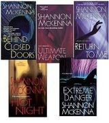 eBook: Shannon McKenna Bundle