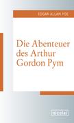eBook: Die Abenteuer des Arthur Gordon Pym