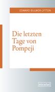eBook: Die letzten Tage von Pompeji