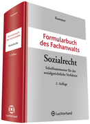 Kummer, Peter: Formularbuch des Fachanwalts Soz...