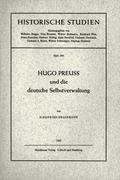 Grassmann, Siegfried: Hugo Preuss und die deuts...