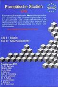 Europäische Studien. ETW. Deutsche Ausgabe