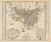 Schenk, Peter (der Jüngere): Historische Karte:...